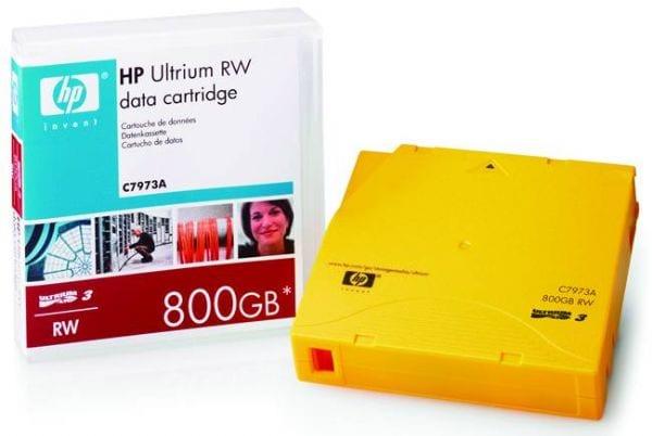 HP Tape Media