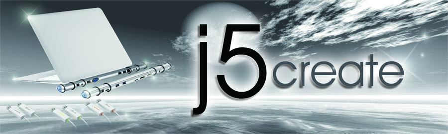 j5 create Brings You Tomorrow's Technology Today - Syntech