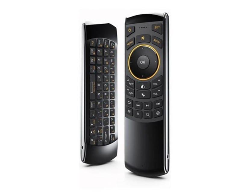 RiiTek Wireless Multimedia Keyboards - Syntech