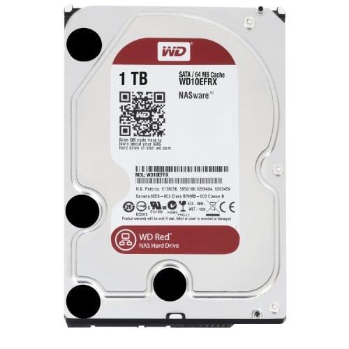 WD Red 1TB 3.5 SATA 64MB