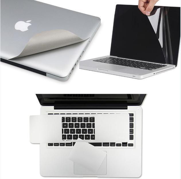 """JCPal Retina MacBook Pro 15"""" Three in One set (Top cover ,Bottom Cover and Palm Guard)"""