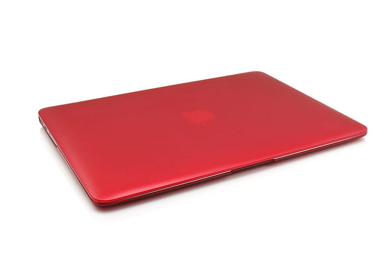 "JCPal MacBook Air 11"" Ultra-thin Case (Matte Cherry Red)"
