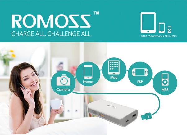 Syntech is proud to Announce Exclusive Distribution for Romoss - Syntech