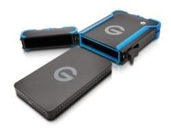 G-TECH G-DRIVE ATC THUNDERBOLT USB3 1TB