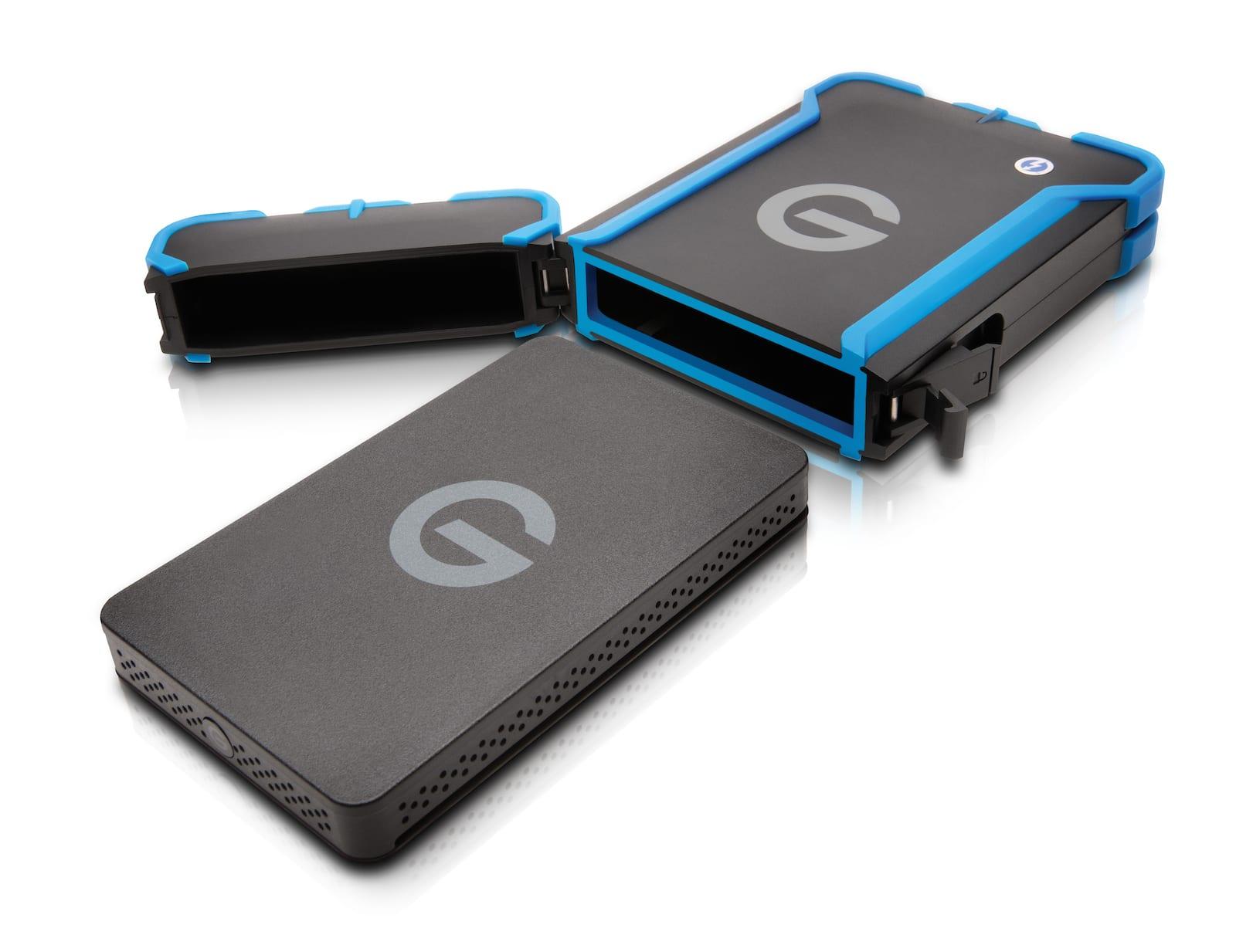 G-Technology G-DRIVE ATC Thunderbolt USB3.0 1TB