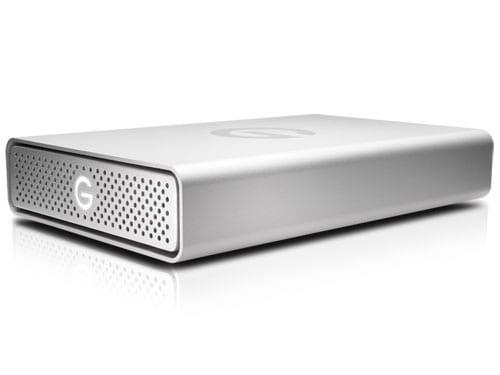 G-TECH G-DRIVE USB3.0 4TB