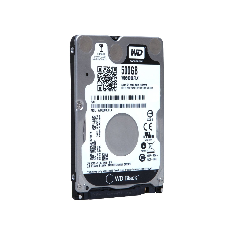 WD Black 500GB 2.5 SATA 32MB