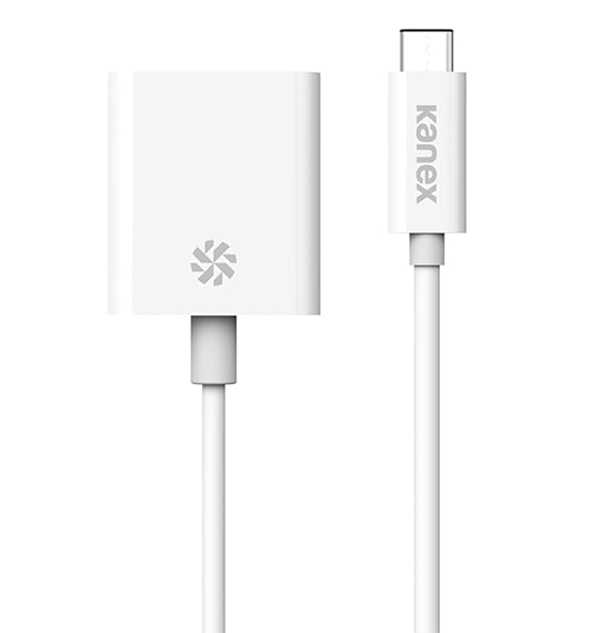 Kanex USB-C to VGA Adapter