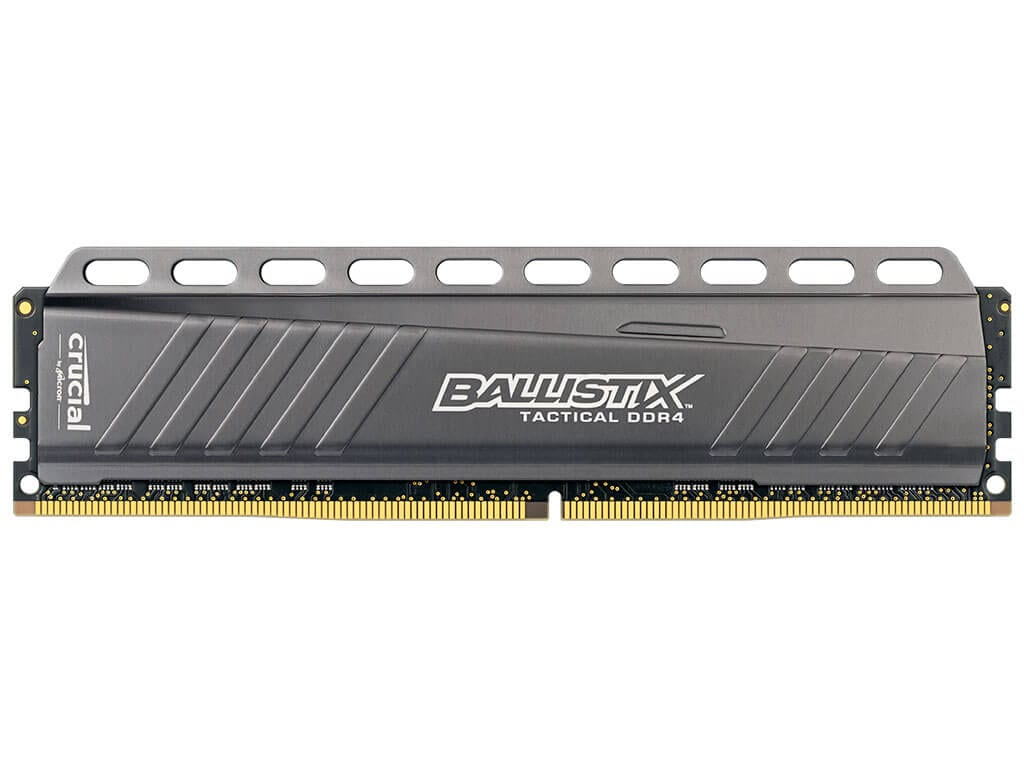Ballistix Sport LT 16GB DDR4 2400MHz Desktop Gaming Memory Grey