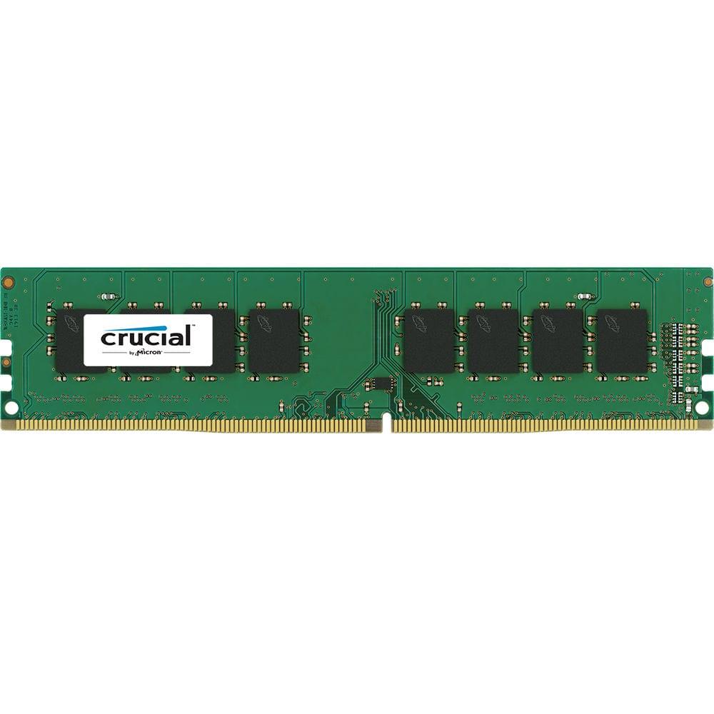 Crucial 16GB DDR4 2400MHz Desktop