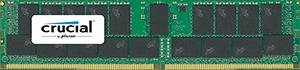 Crucial 32GB DDR4 2133MHz Dual Rank ECC Registered Dimm