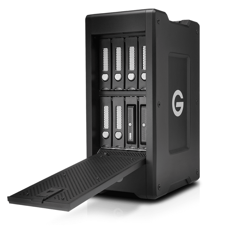 G Technology G Speed Shuttle Xl Ev Thunderbolt2 18tb Syntech