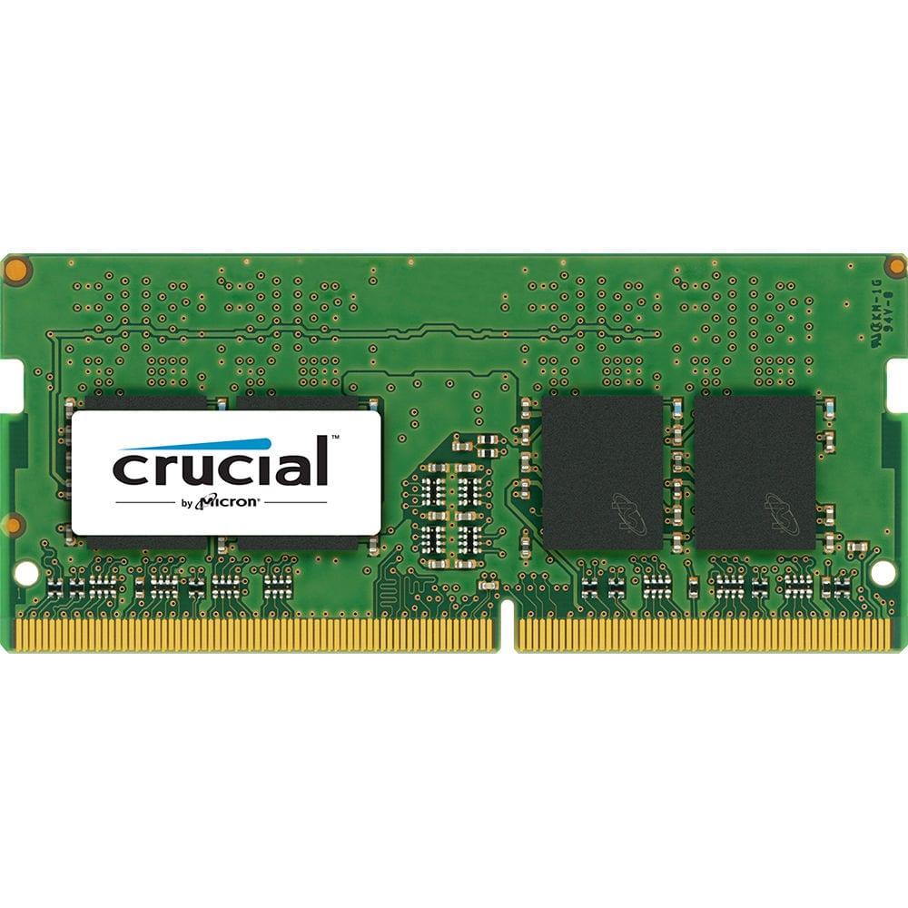 Crucial 16GB DDR4 2133MHz SO-DIMM Dual Rank