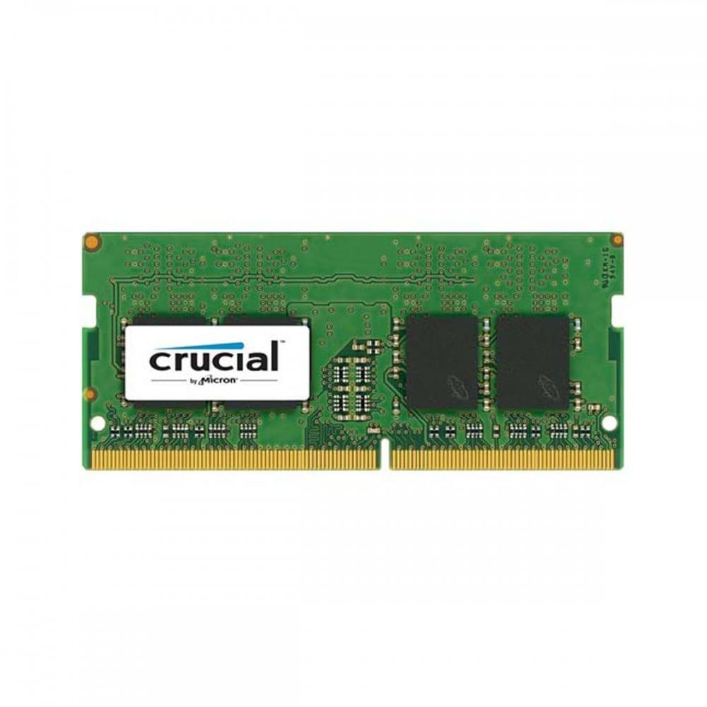 Crucial 4GB DDR4 2133MHz SO-DIMM Single Rank