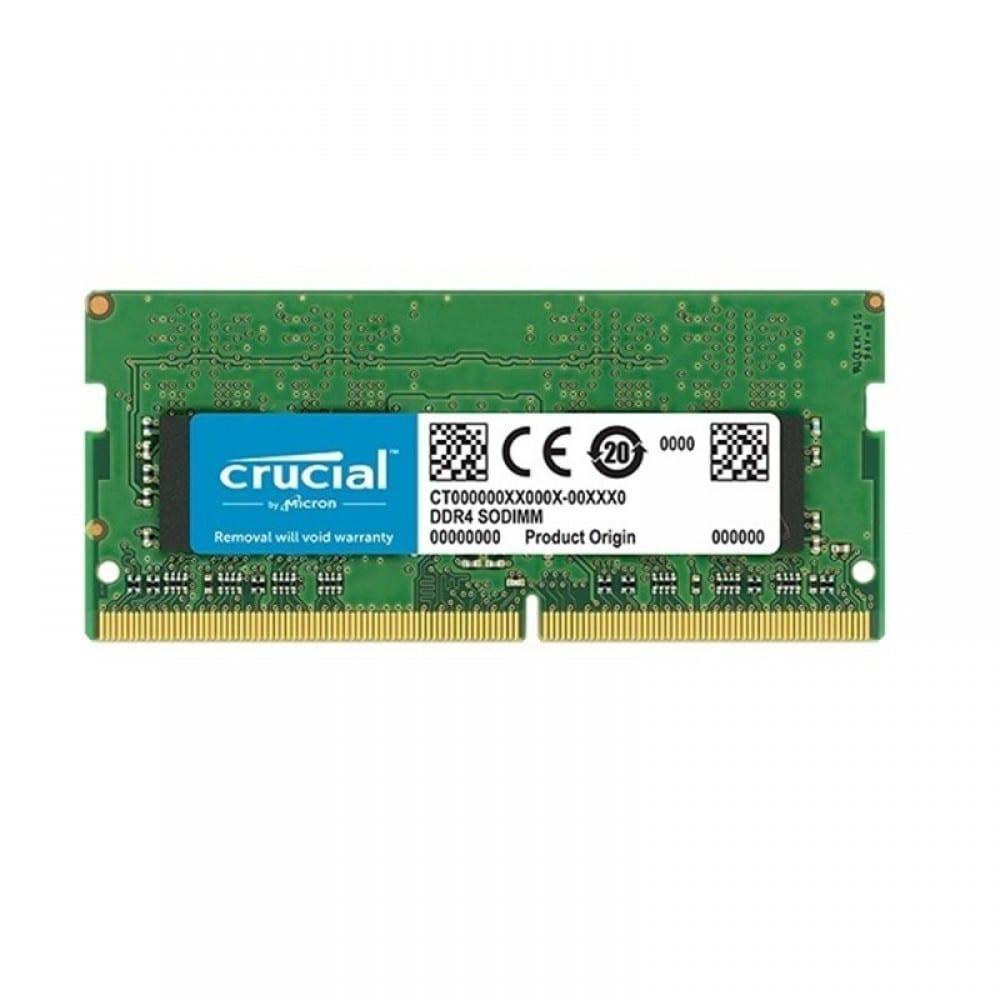Crucial 4GB DDR4 2400MHz SO-DIMM Single Rank
