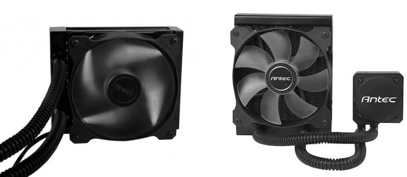 Antec H600 Pro Water CPU Cooler