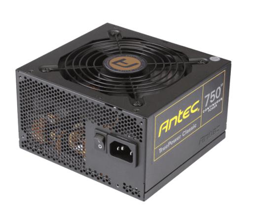 Antec Truepower Classic 750W Gold PSU