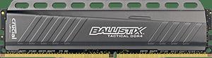 Ballistix Tactical 8GB DDR4 3000MHz Desktop Gaming Memory