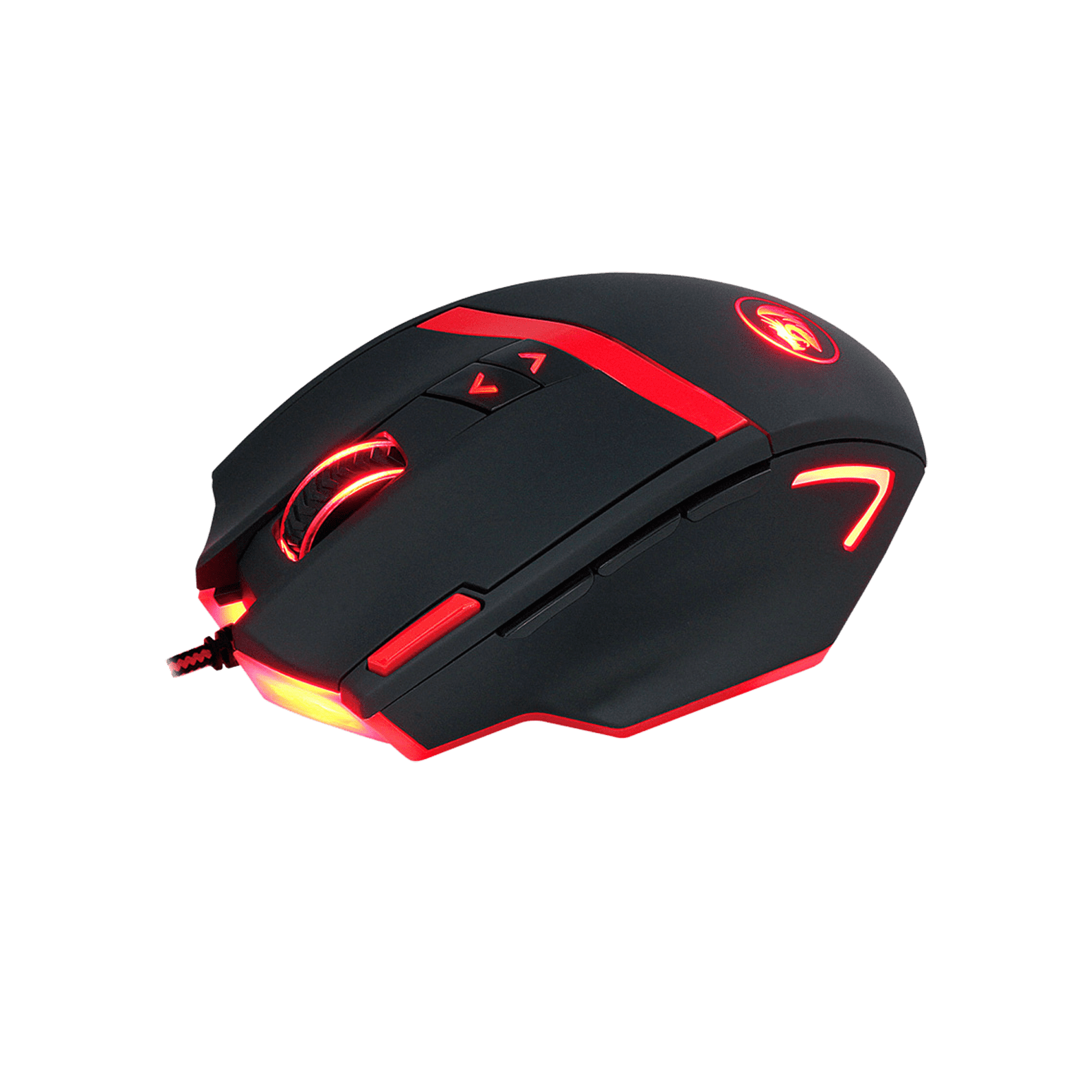 Redragon Mammoth 16400dpi Gaming Mouse Black Syntech