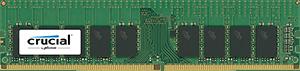 Crucial 16GB DDR4 2400MHz Dual Rank ECC Unbuffered Dimm