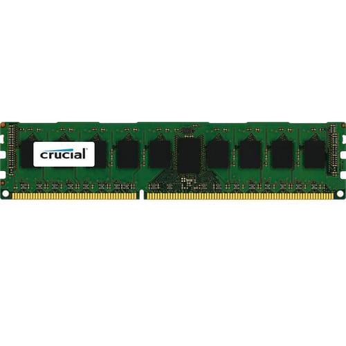 Crucial 4GB DDR3 1866MHz Single Rank ECC Registered Dimm