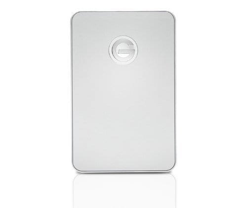 G-Technology G-DRIVE Mobile USB3.0 1TB Silver