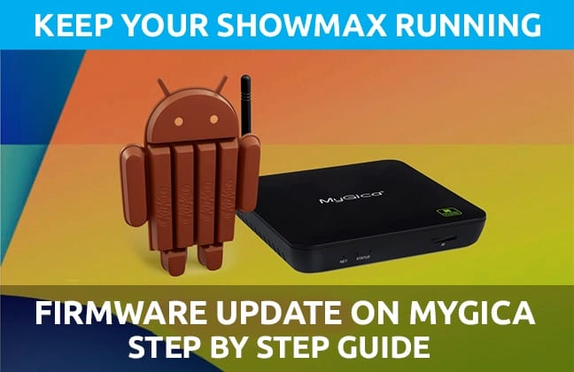 Mygica 1900ac firmware download