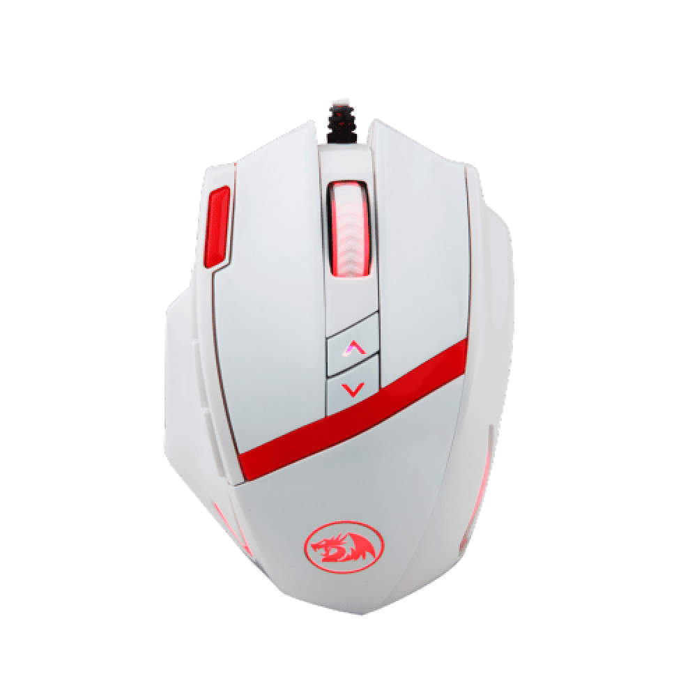 Redragon MAMMOTH White 16400DPI Gaming Mouse