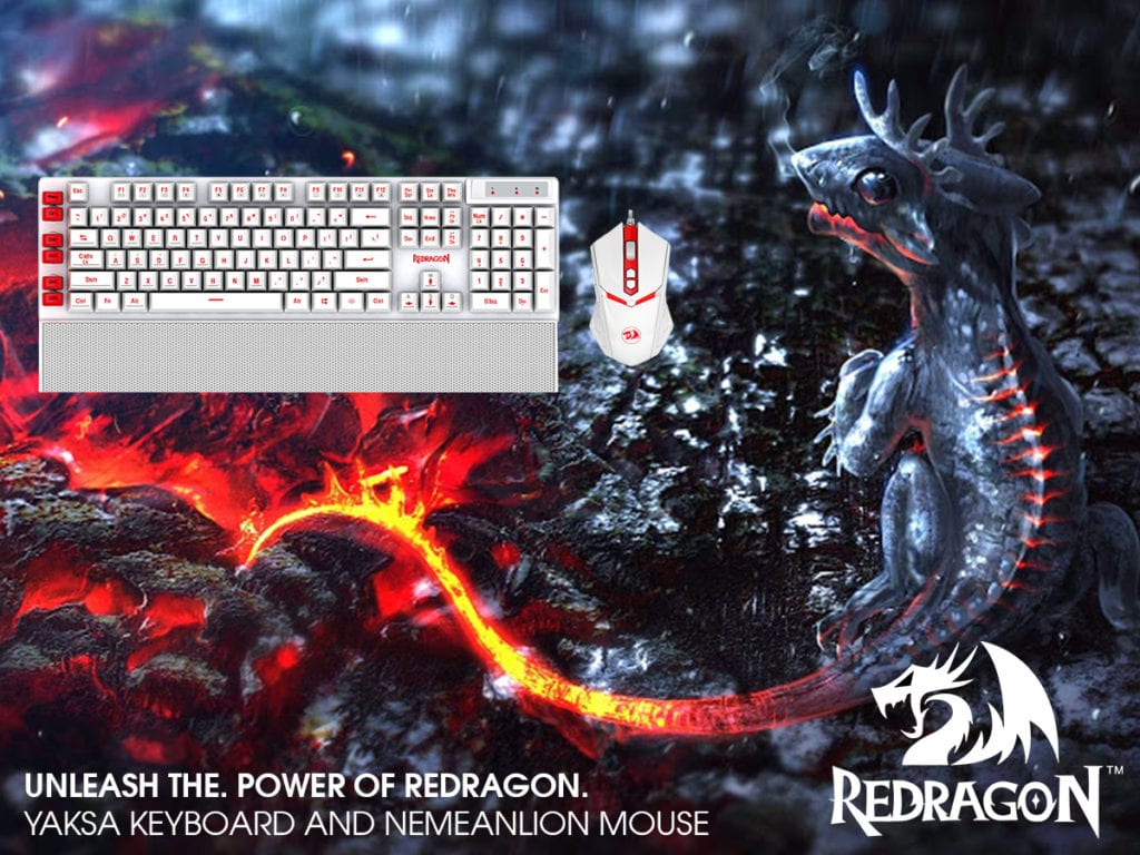 redragon gaming peripherals