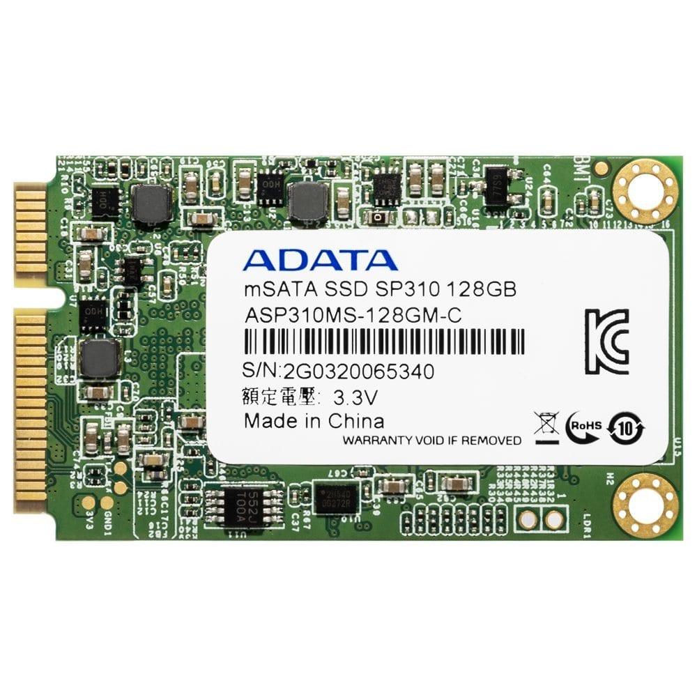 Adata SP310 128GB MSATA SSD