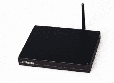 Giada D67 i5-7200U 2xDDR4 2133Mhz 1xRS232