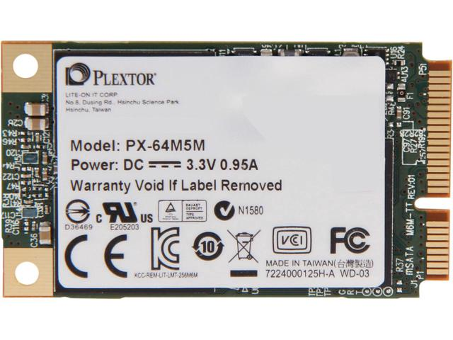 Liteon 64GB MSATA SSD