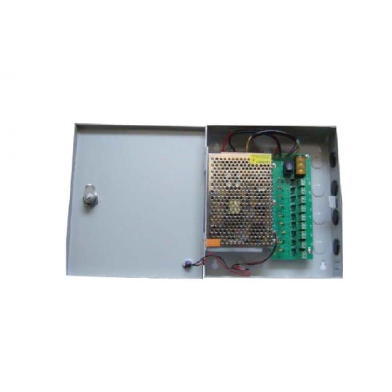 PD Power 9CH PSU 12V 20A PTC