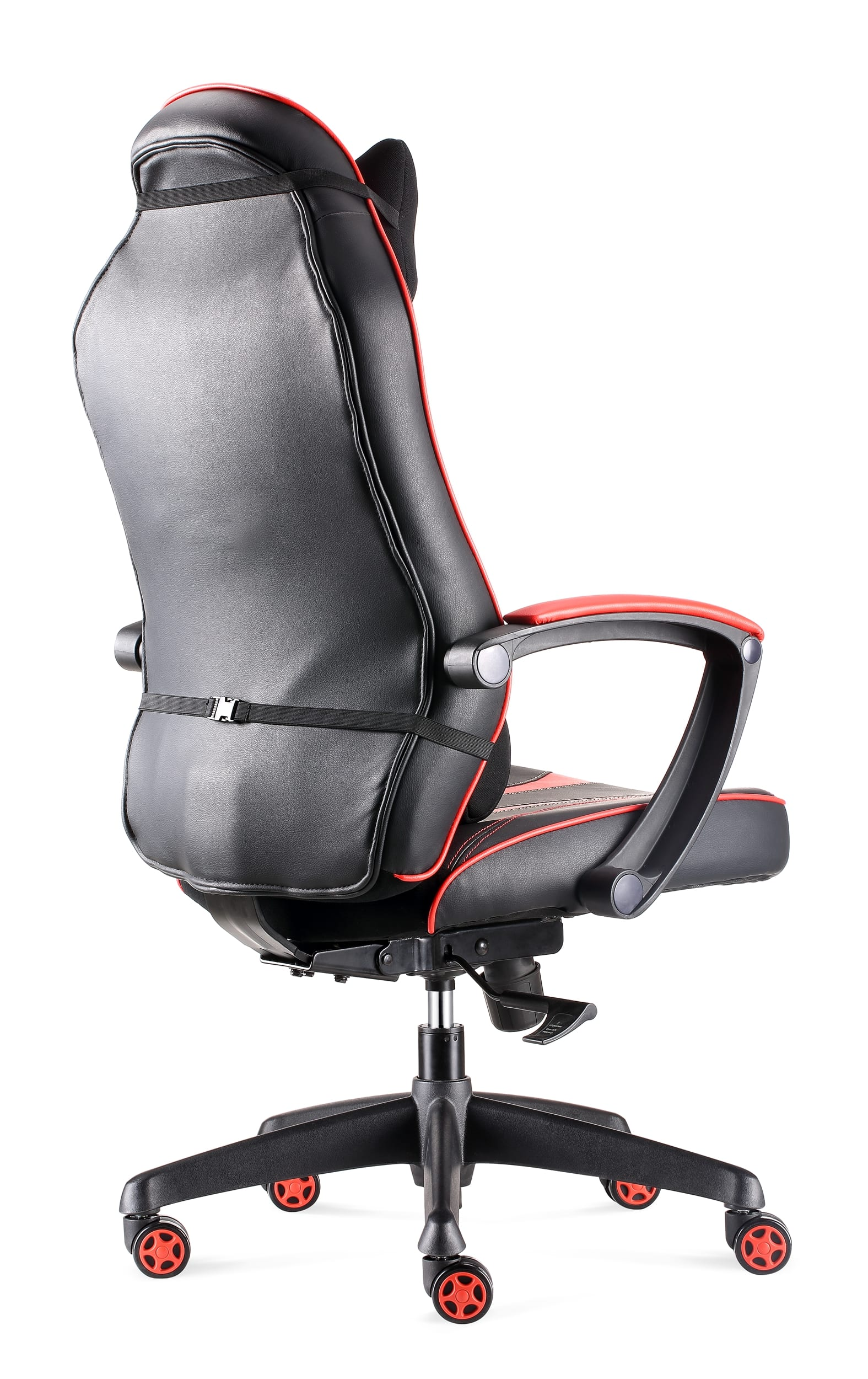 Redragon Metis Gaming Chair Black Red Syntech