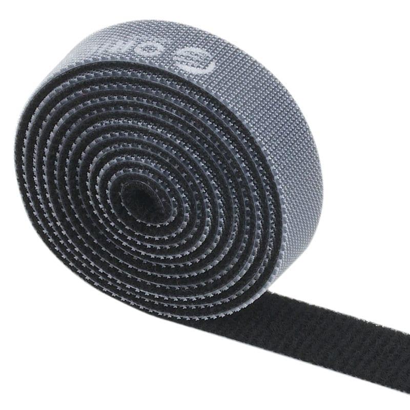 Orico velcro cable ties 1m Black