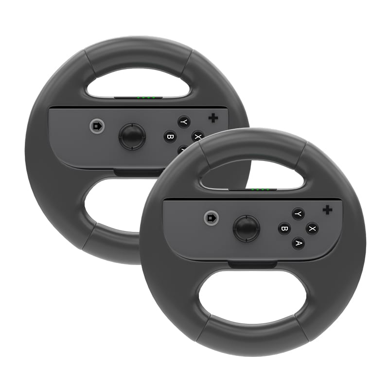 SparkFox Racing Wheel Dual Pack Black - SWITCH
