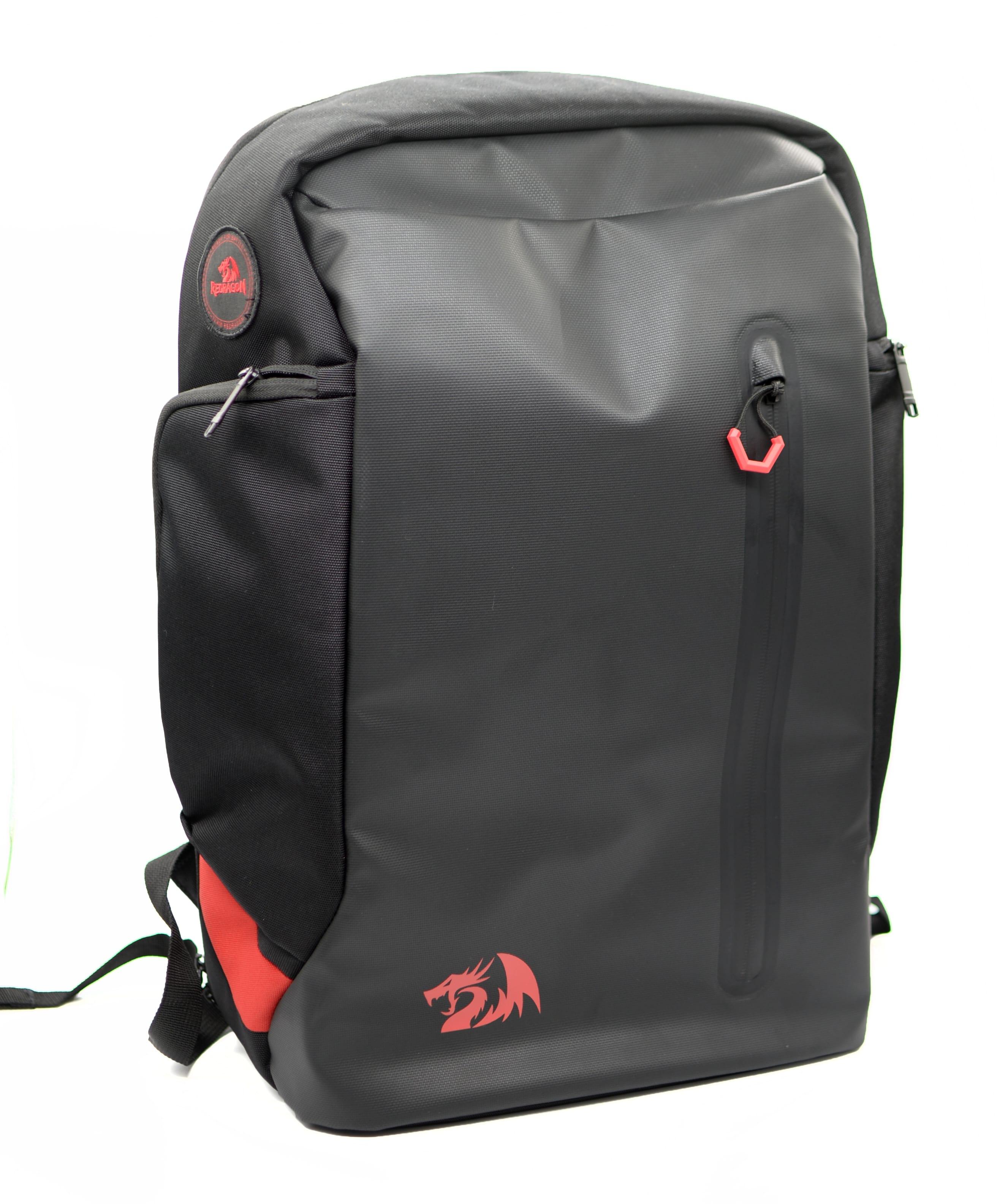 8285e26028 Redragon TARDIS Gaming Backpack Pockets  1 x Front