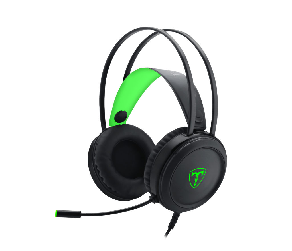 t dagger ural green lighting 210cm cable luminous gooseneck mic 50mm. Black Bedroom Furniture Sets. Home Design Ideas