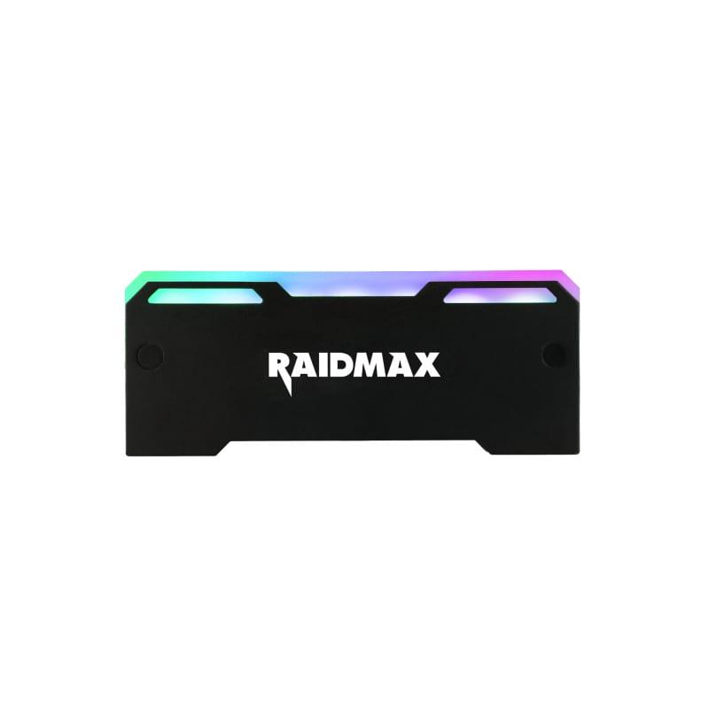 Raidmax ARGB Ram Heatsink 2 Pack (Compatible with: Fusion 2 0