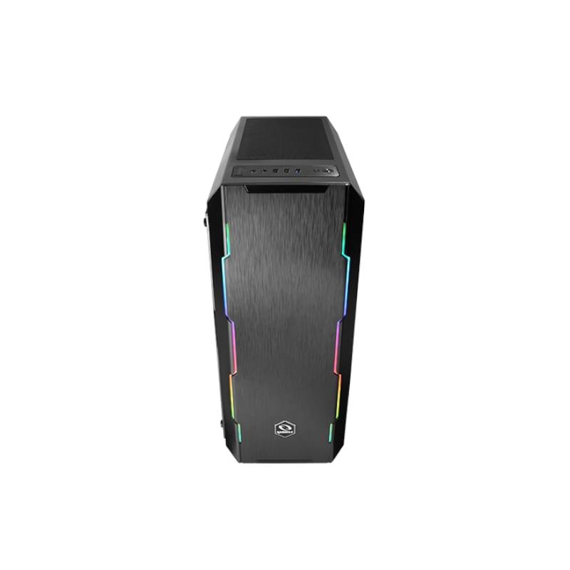 Raidmax ATTILA ARGB LED (GPU 355mm) ATX|Micro ATX|Mini ITX Gaming