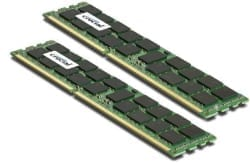 Crucial 16GB kit (2x8GB) 1866MHz MAC SO-Dimm Memory