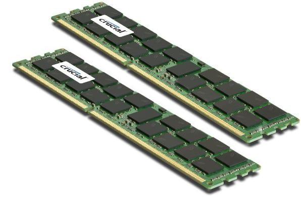 Crucial 16GB kit (2x8GB) 1866MHz MAC SO-Dimm Memory