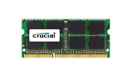 Crucial 2GB 1066MHz MAC SO-Dimm Memory