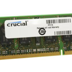 Crucial 4GB 1333Mhz DDR3 SO-DIMM
