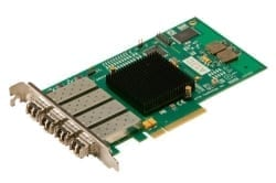 ATTO Celerity PCIe - 4x8Gb FC LP HBA