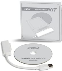 Crucial Laptop Install Kit  2.5' SSD