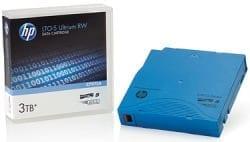 HP 3TB LTO-5 Ultrium RW Data Cartridge (Light Blue)