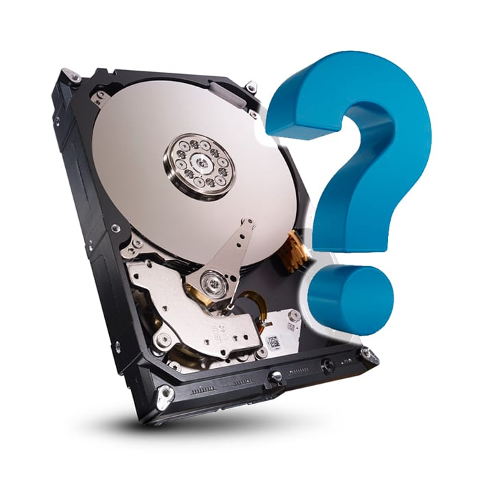 The right hard drive matters