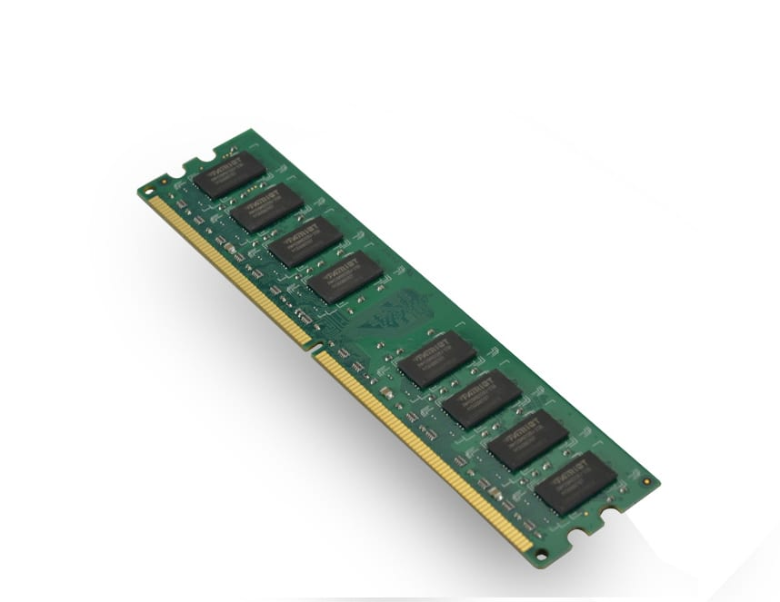 Patriot SL 2GB 800MHz DDR2 Desktop DS Memory