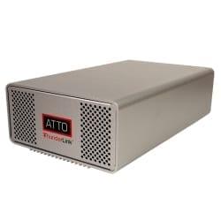 ATTO 20 Gb/s Thunderbolt 2 16Gb FC Desklink Device